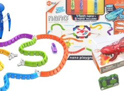 Win Hex Bug Flash Nano Playground Set