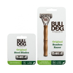 Win a Bulldog Skincare razor and refill pack