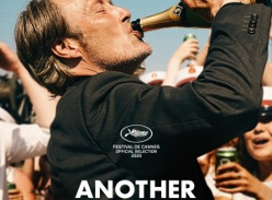 Win 1 of 5 double movie passes to see Another Round