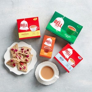 Win a Bell Tea feel alive flavour tea range