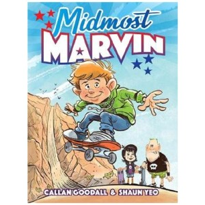 Win a copy of Midmost Marvin by Callan Goodall
