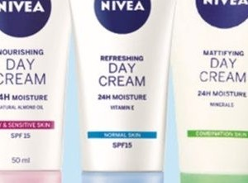 Win Nivea Day Cream Trio