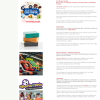 Win 1 of 2 $100 gift vouchers to be spent online at The Wooden Toy Box