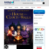 Win 1 of 3 House with a Clock in its Walls DVDs
