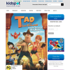 Win 1 of 3 Tad the Lost Explorer DVDs