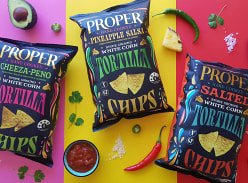 Win 1 of 5 Proper Mexican Fiesta Party Packs