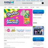 Win 1 of 5 Shopkins Prize Packs