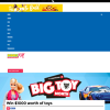Win $1000 worth of toys