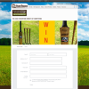 Win a Case IH summer backyard cricket set