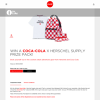Win a Coca-Cola x Herschel Supply Prize Pack