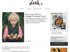 Win a copy of 'Sweet Delights' by Eleanor Ozich