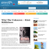 Win a copy of The Unknown by Kimi Räikkönen