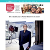 Win a double pass to Michael Bolton live in concert