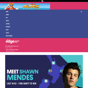 Win a double pass to Shawn Mendes