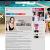 Win a double pass to Suzanne Vega live in NZ