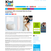 Win a Growbright Maternity Range Support Pillow