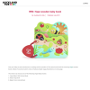 Win a Hape wooden baby book
