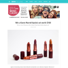 Win a Karen Murrell lipstick set worth $160