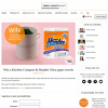 Win a Kitchen Compost and Handee Ultra Paper Towels