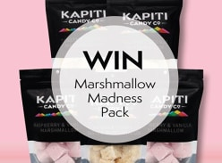 Win a Marshmallow Madness Pack