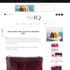Win a MOOI Jem Clutch in Oxblood Bok