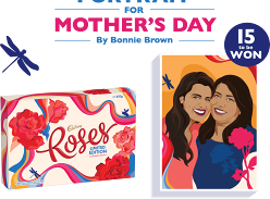 Win a Personalized Portrait for Mother's Day
