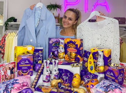 Win a PIA piece and a BUNCH of Easter Goodies
