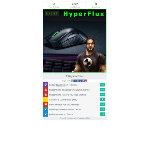 Win a Razer Mamba & Firefly Hyperflux Wireless Bundle