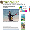 Win a three-hour private kitesurfing lesson with Blue Adventures