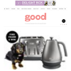 Win a toaster and kettle from DeLonghi
