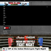 Win a VIP Experience at the Indian Motorcycle Fight Night