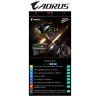 Win an AORUS GeForce GTX 1060 6GB or 1 of 2 AORUS Bundles