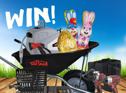 Win an Easter Prize Pack from Toolshed