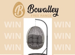 Win an egg chair