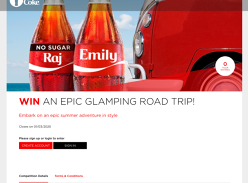 Win an Epic Glamping Road Trip