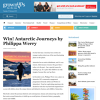 Win Antarctic Journeys by Philippa Werry