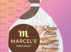 Win Choc Chip Pancakes!