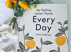 Win copy of Chef Emma Galloway's new book