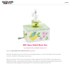 Win Djeco Rabbit Music Box