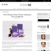 Win Ethique Tone it Down Shampoo and Conditioner