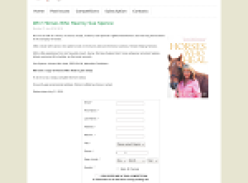 Win Horses Who Heal by Sue Spence