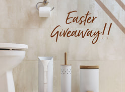 Win modern 3 piece bathroom set storage