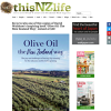 Win one of five copies of David Walshaw's inspiring book Olive Oil: The New Zealand Way