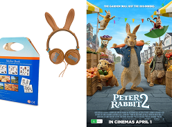 Win Peter Rabbit 2 movie pass and bunny ears bundle