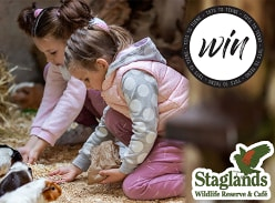 Win Staglands Family Pass