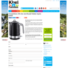 Win the new Russell Hobbs Inspire Kettle