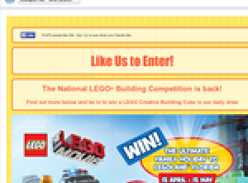 Win The Ultimate Family Holiday to Legoland Florida