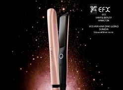 Win this awesome GHD Rose gold
