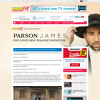 Win tickets to Parson James Live in Concert
