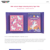 Win Unicorn Magic Colouring Set by Tiger Tribe